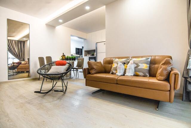 Singapore Interior Design Consultancy, Singapore Bedroom Renovation