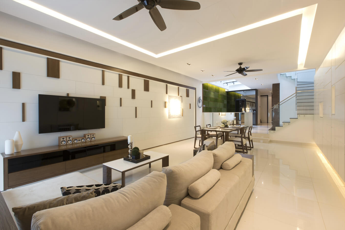 Singapore Luxury Interior Design